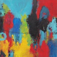 Abstrakte Kunst von Iris Rickart / Unikatbild 41