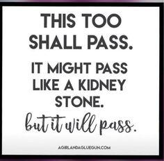 It will pass ✔