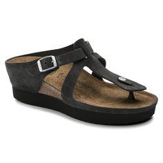 Luna Suede Leather Taupe | shop online at BIRKENSTOCK