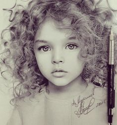 Discover The Secrets Of Drawing Realistic Pencil Portraits.Let Me Show You How You Too Can Draw Realistic Pencil Portraits With My Truly Step-by-Step Guide. Cool Pencil Drawings, Amazing Drawings, Pencil Art, Drawing Sketches, Amazing Art, Art Drawings, Marker Drawings, Sketching, Portrait Au Crayon