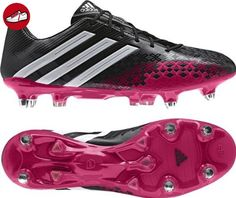 Nuevas Botas de Futbol Adidas Predator LZ TRX FG Negra-Rosa. Pincha ... 63bb9053bdb7e