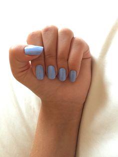 Baby blue (: