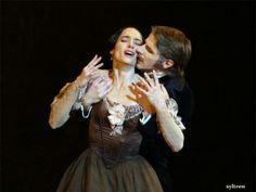 Karl Paquette & Dorothée Gilbert, Onéguine, chor. J. Cranko, ONP/POB décembre 2011. Via http://syltren.blogspot.fr/