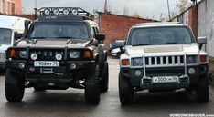 Hummer H3 Lifted | Lifted H3 vs Stock