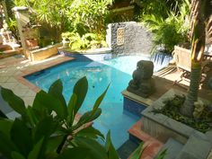 27 best Pool Landscaping on a Budget  Homesthetics images on ...