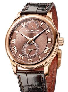 Chopard - L.U.C Quattro.  #Chopard #watches #elegance #gold
