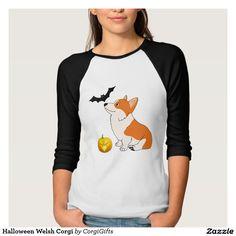 Halloween Welsh Corgi T-Shirt