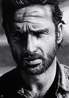From The Walking Dead image and art memorial