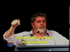 Vídeo mostrando que Lula e Dilma querem o Comunismo no Brasil