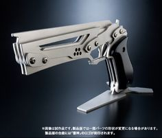 """I crammed the man of dreams and romance, """"ultimate"""" metal rubber band gun metal rubber band gun Raijin of"""