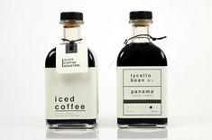 Co-Brew Slate Coffee Roasters: iced coffee packaging design. Designed by: Alex Wallace, USA. Beverage Packaging, Coffee Packaging, Bottle Packaging, Chocolate Packaging, Food Packaging, Coffee Shop Branding, Coffee Shop Design, Iced Coffee, Coffee Drinks