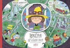 Tonička už všude byla Illustration, Books To Read, Kids Rugs, War, Children, Poster, Bergen, Lurch, Graphic Novels