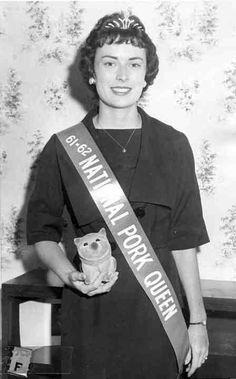 National Pork Queen (1961-1962)