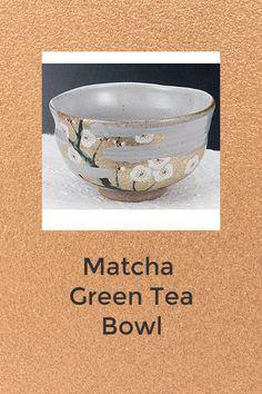 Kutani Pottery Matcha (Japanese Green Tea) Bowl Plum Tree from Japan Matcha Bowl, Matcha Green Tea, Organic Matcha, Plum Tree, Body Exercises, Tea Bowls, Total Body, Serving Bowls, Pottery
