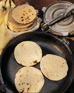 Hominy Tortillas - I've been looking for a good recipe for these...