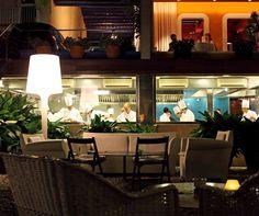 Restaurant Sant Pau.  Ruscalleda´s show, todo un espectáculo!