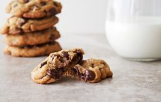 I think I could easily sustain myself on chocolate chip cookies.  They are, by far, my favorite sweet.  Appropriate for consumption at all times of the day (yes, even breakfast – try and convince me a muffin or scone is any better for you), can be eaten one handed which allows for ...