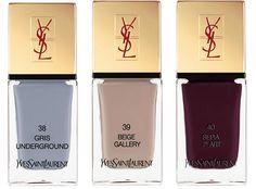 YSL Makeup Fall/ Winter 2013-2014 Collection  #ysl #makeup