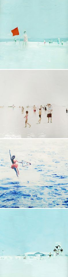 paintings by lisa golightly