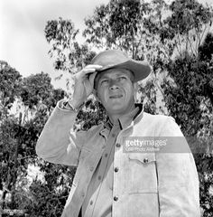 News Photo : Steve McQueen of the CBS television western...