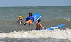 Palmetto Dunes | learn to surf, paddleboard, canoe & kayak