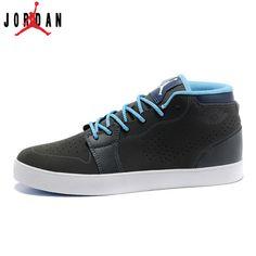 watch 07139 451c6 Air Jordan 1 Dark Grey Blue Mens Vivism Casual Shoes,Jordan-Jordan 1 Shoes  Sale Online