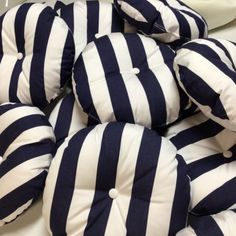 Its Pillow Time!😍 Heading off to their new job as styling for new apartments in Sydney, these gorgeous pillows are made in the gorgeous @sunbrella Yacht Stripe Navy fabric. 💙 www.cushionfactory.com.au . . #faderesistant #waterresistant #partyresistant Sunbrella Outdoor Cushions, Navy Fabric, New Job, Apartments, Indoor Outdoor, Sydney, Pillows, Cushions, Pillow Forms