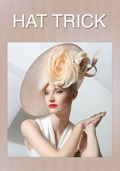 Treacy has designed hats for Givenchy, Lagerfeld, Valentino and more. He has also created his pieces for film.