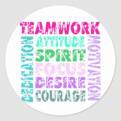 Volleyball Motivation, Volleyball Outfits, Volleyball Quotes, Beach Volleyball, Volleyball Spandex, Volleyball Inspiration, Teamwork Quotes, Sport Quotes, Round Stickers