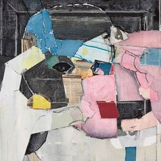 #MagnusPlessen 'Untitled 18' 2015 via @mai36galerie | Galleries 2016 #artbasel by artbasel