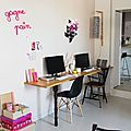 Another homework desk (for 2!)