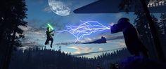 New Battlefront Trailer - Emperor Palpatine