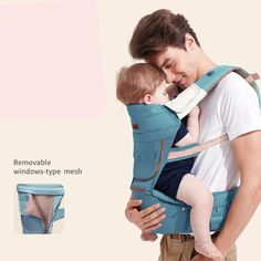 Motivated Ergonomic Baby Carrier Backpack Multifunctional 3 In 1 Baby Sling Breathable Hooded Kangaroo For 1 To 36m Infant Baby Backpack Mother & Kids Backpacks & Carriers