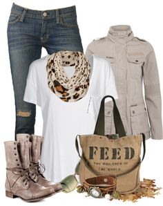 """""""Skinny Jeans"""" by celinecucci ❤ liked on Polyvore"""