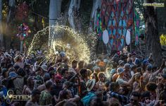 Vortex Outdoor Psychedelic Trance Events that promote Psychedelic Culture & the spreading of Light.
