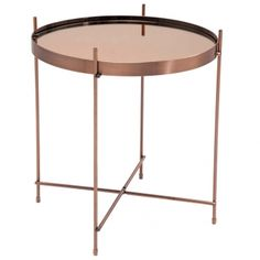 Copper Modular Side Table- In the must-have metal of the moment, copper, the Modular Side Table will add a gorgeously luxurious yet contemporary feel to your home styling. The beauty of a copper piece is its ability to complement so many colour schemes and styles.
