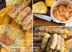 sarmale traditionale pregatire Healthy Recipes, Healthy Food, Sausage, Pork, Meat, Health Foods, Pork Roulade, Healthy Nutrition, Sausages