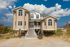 Quiet Time is a 7 bedroom vacation rental located Oceanfront managed by Sandbridge Realty. Check availability, view information, and easily book your vacation online!