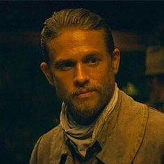 Charlie Hunnam as Colonel Percy Fawcett in The Lost of City Z (@unofficial_acco) | Twitter