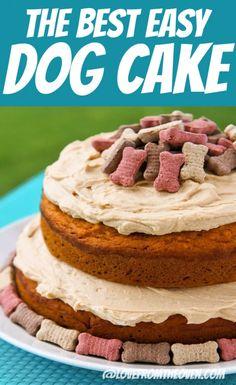 Dog Cake Recipes, Dog Biscuit Recipes, Dog Treat Recipes, Dog Food Recipes, Easy Dog Cake Recipe, Dog Frosting Recipe, Dog Birthday Cake Frosting Recipe, Pumpkin Dog Cake Recipe, Dog Cake Recipe Peanut Butter