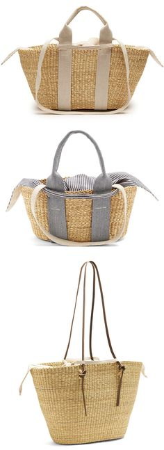 How Fabulous are these Woven Bags? http://ridgelysradar.com/2017/03/how-fabulous-are-these-woven-bags.html