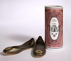 flats in a tin