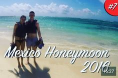 Click the link to view the highlights of our honeymoon to El Dorado Royale resort in Riviera Maya, Mexico, including swimming with turtles, Coco Bongo, 787 Dreamliner and more...