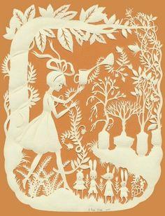 Elsa Mora  The Magic Art of Papercutting