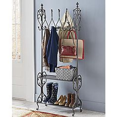 Fairchild Metal Hall Tree from Seventh Avenue ® | DW710692
