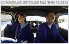 "Comedians in Cars Getting Coffee: Sarah Silverman ""I'm Going To Change Your Life Forever"""