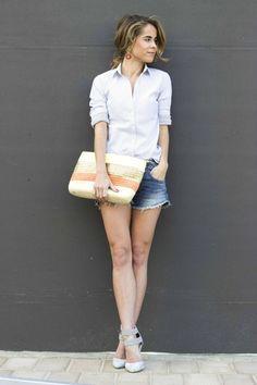 Perfect Shirt + Shorts