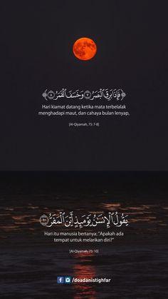 New Quotes Indonesia Islam Cinta Ideas Quran Quotes Inspirational, Beautiful Quran Quotes, New Quotes, Faith Quotes, Bible Quotes, Words Quotes, Motivational, Funny Quotes, Allah Quotes