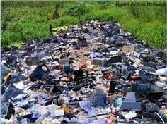 Tecnologia da Informática: Lixo Eletrônico - o que fazer???