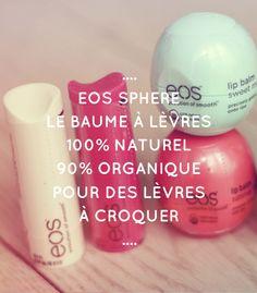 Baumes à lèvres Eos
